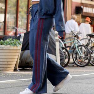 Spiritual Gangster Pants & Jumpsuits - SPIRITUAL GANGSTER Stellar Drapey Track Pant NWT